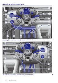 Handleiding Volkswagen Up Pagina 12 Van 272 Nederlands