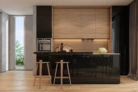 dark wood modern kitchen cabinets. Kitchen : Modern Oak Design Painless Pictures Ideas Dark Wood Cabinets