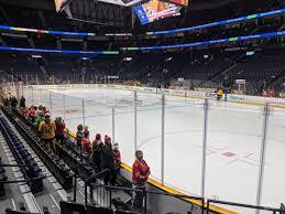 Bud Light Level Bridgestone Arena Bridgestone Arena Section 108 Nashville Predators