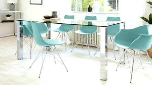 chrome dining table luxury glass kitchen ideal set wood in and remodel tables chairs