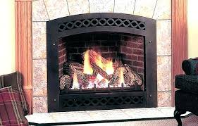 ventless gas heaters fireplace logs