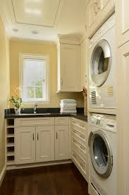 Small laundry room ideas stackable washer dryer laundry room ...