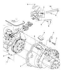 2002 dodge neon transaxle assemblies mounting rh moparpartsgiant 2001 dodge neon parts diagram 2000 dodge