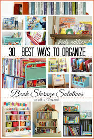 30 best book storage solutions for kids and families | organize picture  books and board books