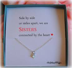sister gift tiny heart necklace big sister gift for sisters birthday big sister little sister gift 19 here is where you can find that perfect gift for