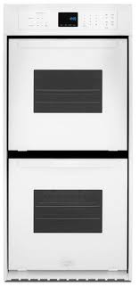 24 inch double wall oven. WOD51ES4EW Whirlpool 24 Inch 6.2 Cu. Ft. Double Wall Oven With High Heat Self D