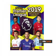Merlin's Premier League Stickers Topps Merlin's Premier League 2019  Official Football Sticker collection - Starter Pack - Football Cards &  Stickers from Hills Cards UK