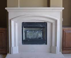 Smooth Stucco Fireplace Cobblestone Reclaimed Wood Mantle Stone Faux Stone Fireplace Mantel