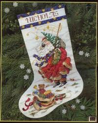 Cross Stitch Stocking Patterns Classy Crossstitch Pattern Christmas StockingSnowman Stockings