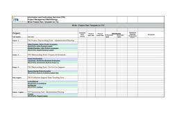 Simple Project Planning Template Timeline Planner Excel Template Simple Project Plan Free