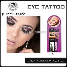 print eye makeup transfers ideas tips and tutorials
