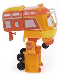 Купить <b>Трансформер</b> Silverlit <b>Robot Trains Джинни</b> 80181 ...