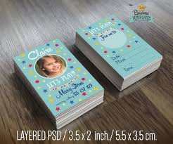 Mommy Calling Business Cards For Kids Children Business Card