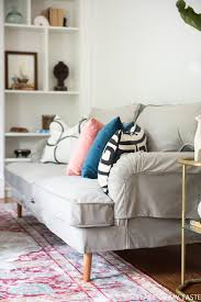 new sofa cover with comfort works 10 of 12