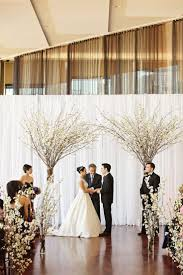 Wedding Ceremony Decorations 17 Best Ideas About Church Wedding Decorations On Pinterest