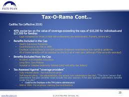 2018 cadillac tax.  2018 30 taxorama contu2026 cadillac tax effective 2018 on 2018 cadillac tax