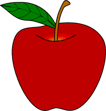 apple png. red apple clipart png