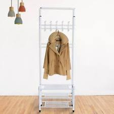 Threshold Metal Coat Rack With Umbrella Stand Threshold White Metal Coat Rack Hook With Umbrella Stand by From 25