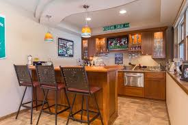 basement sports bar ideas. Unique Ceiling Details And Beautiful Cabinetry Make This Basement Sports Bar Stand Out. Ideas L
