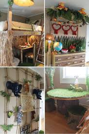 Hammers and High Heels: Head Over Heels Friday: Bachman's 2012 Spring Idea  House. Boys Jungle BedroomSafari ...