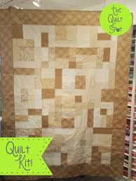 Yellow Brick Road Quilt Pattern Stunning Neutral Moments Quilt Kit Yellow Brick Road Pattern