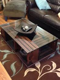 pallet crate furniture. wood crate coffee table by rusticcustomstore on etsy pallet furniture