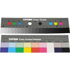 Small Color Chart Tiffen Q 13 Color Separation Guide Small