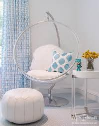teen room chairs luxury chic teen girl room with bubble hanging chair contemporary