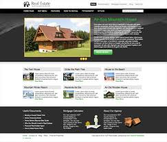real state template real estate templates under fontanacountryinn com