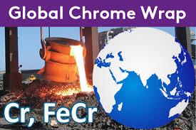 Chromium Prices Chart Global Chrome Wrap Ore Ferro Chrome Prices Steady In China