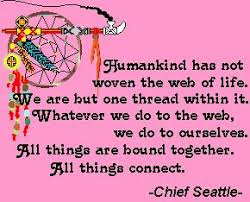 Chief Seattle | quotes | Pinterest