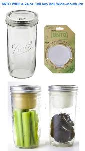 ball 16 oz mason jars. bnto wide lunchbox / snack box kit \u2014 16 oz. or 24 tallboy ball oz mason jars 2