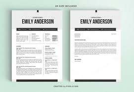 Modern Resume Template Word Stunning Free Modern Resume Templates For Word Creative Resume Template Word