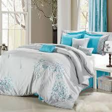 oversized king comforter set king size comforter sets bedding oversized space living flower 8 piece grey