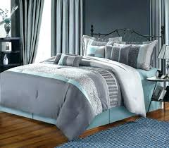 blue and gray bedding black pink blue gray comforter blue and gray bedding