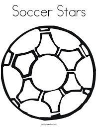 Small Picture ball coloring pages