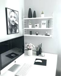 home office decoration ideas small office decorating ideas home office decorating ideas white shelves gray walls