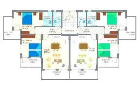 Apartment House Plans Designs Interesting Decorating Design