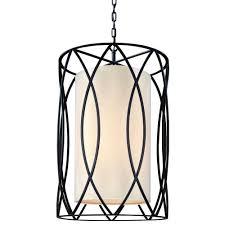 troy lighting sausalito 4 light deep bronze pendant