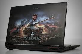 Обзор <b>ноутбука MSI GP62M</b> 7RDX World of Tanks Edition: для тех ...