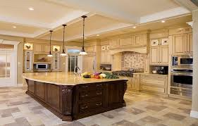 Large Kitchen Design And Galley Kitchen Design Ideas And A Scenic Kitchen  With The Presence Of Some Artistic Ornaments Arranged Inchic Way 2