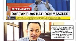 Image result for maszlee malik latest news