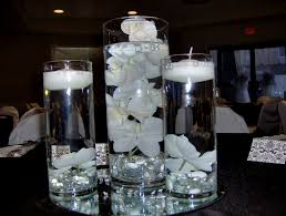 unique wedding centerpiece ideas without flowers wedding