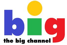 recreacion del logo de the big galavision logo