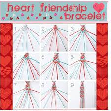 diy heart friendship bracelet image 113 best friendship bracelet designs images on macrame