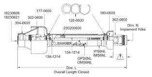G G Manufacturing Company Parts Drawings