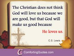 Christian Love Quotes Quotes on Love by Cs Lewis ComfortingQuotes 80