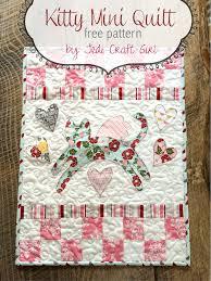 Free Mini Quilt Patterns Interesting Decoration