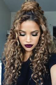 Hairstyles For Frizzy Hair 64 Awesome 24 Trendy Hairstyles For Curly Hair Pinterest Long Curly