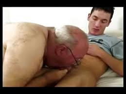 Gay grandpa grandson sex